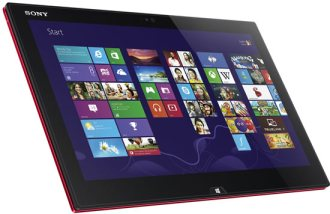 Sony VAIO I RED EDITION
