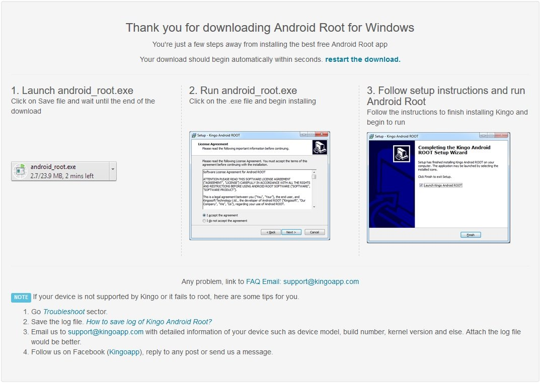 kingo-root-download-page