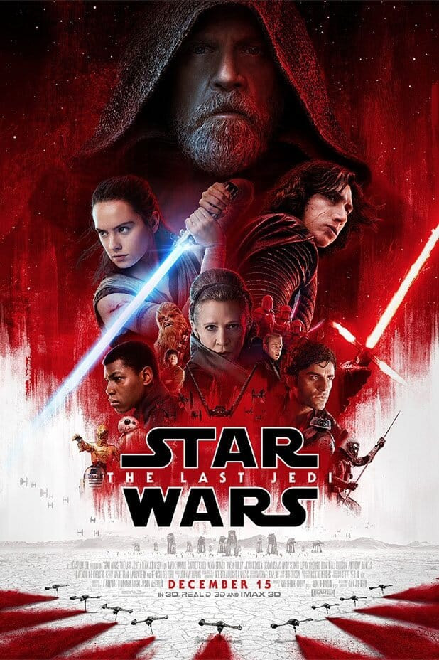 Poster Star Wars: The Last Jedi
